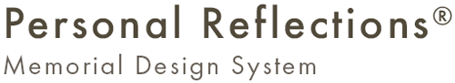 Personal Reflections Memorial Design System